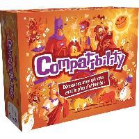 Jeux De Societe Compatibility - Jeu de Societe - Mixte - A partir de 10 ans