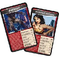 Jeux De Societe Jeu de bataille DC COMICS 3 TOP TRUMPS