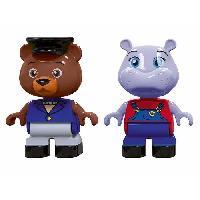 Jeux D'eau - Jeux De Plage AQUAPLAY Personnages Bo & Wilma