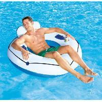 Jeux D'eau - Jeux De Plage BESTWAY Bouee - Lounge Luxe - O 119 cm