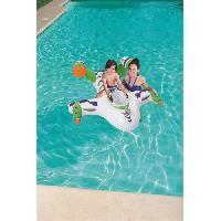 Jeux D'eau - Jeux De Plage BESTWAY Chevauchable Jet Rider - 150 x 140 cm