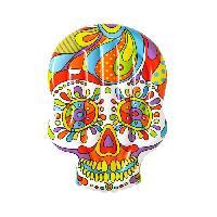 Jeux D'eau - Jeux De Plage BESTWAY Ile gonflable Crâne Mexicain Fiesta Skull 193 x 141 cm