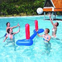 Jeux D'eau - Jeux De Plage BESTWAY Jeu de piscine Set de volley-ball - 244cm X 64cm X 76cm