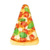 Jeux D'eau - Jeux De Plage BESTWAY Matelas de plage gonflable Pizza Party 188 x 130 cm
