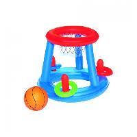 Jeux D'eau - Jeux De Plage BESTWAY Panier de basket flottant + ballon + cerceaux - Ø 61 cm