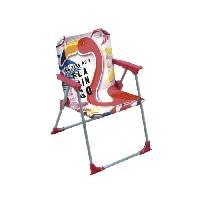 Jeux D'eau - Jeux De Plage Chaise pliante Flamant Rose Pour Enfant - Montée38x32x53 cm Aucune