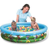 Jeux D'eau - Jeux De Plage DISNEY Club House Piscinette 3 boudins