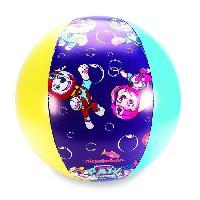 Jeux D'eau - Jeux De Plage PAT PATROUILLE Ballon De Plage