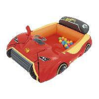 Jeux D'eau - Jeux De Plage Sport Car Ball Pit Hot Wheels