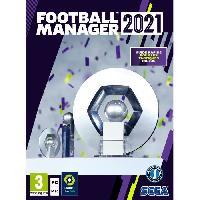 Jeux Dematerialises Football Manager 2021 Limited Edition Jeu PC (Code dans la boîte)