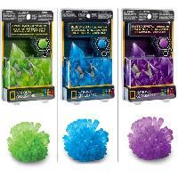 Jeux Scientifiques BANDAI National Geographic - Mini Kit Cristal - modele aléatoire