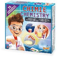 Jeux Scientifiques BUKI Chimie 75 experiences a realiser