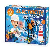 Jeux Scientifiques BUKI Electricite expert