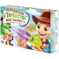 Jeux Scientifiques BUKI FRANCE Aspirateur d'Insectes