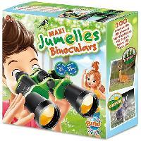 Jeux Scientifiques BUKI FRANCE Maxi Jumelles binoculars