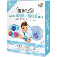 Jeux Scientifiques BUKI FRANCE Mini Lab Boules de Bain