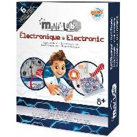 Jeux Scientifiques BUKI FRANCE Mini Lab Electronique