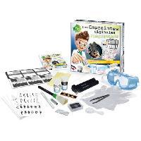 Jeux Scientifiques BUKI Les empreintes digitales - Buki France