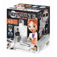 Jeux Scientifiques BUKI Microscope stereo 3D
