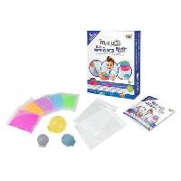 Jeux Scientifiques BUKI Mini laboratoire balles rebondissantes - Buki France