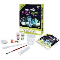 Jeux Scientifiques BUKI Mini laboratoire fluo - Buki France