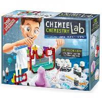 Jeux Scientifiques BUKI Science laboratoire de chimie
