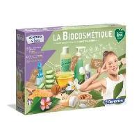Jeux Scientifiques CLEMENTONI - 52487 - La biocosmétique