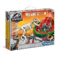 Jeux Scientifiques CLEMENTONI - Archéo Ludic Jurassic World -  Jeu Scientifique