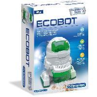 Jeux Scientifiques CLEMENTONI Science & Jeu - Ecobot - Jeu scientifique