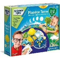 Jeux Scientifiques Clementoni - 52530 - Planete Terre
