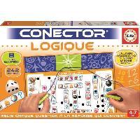 Jeux Scientifiques Connector jeu de Logique