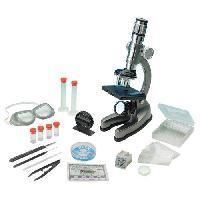Jeux Scientifiques FWCM Microscope avec Illuminator et Projecteur - 100x900xZoom