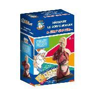 Jeux Scientifiques HELLO MAESTRO Buste anatomie - Découvre le corps humain