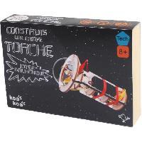 Jeux Scientifiques KOAKOA Jeu educatif STEM Construis une lampe torche