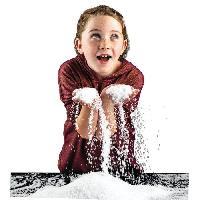 Jeux Scientifiques National Geographic - Kit découverte - neige instantanée a créer - Jeu scientifique et éducatif - STEM
