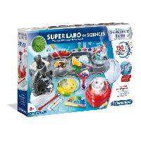 Jeux Scientifiques Super Labo de Sciences