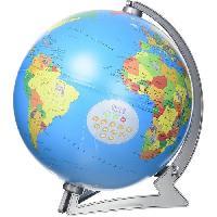 Jeux Scientifiques TIPTOI Globe Interactif