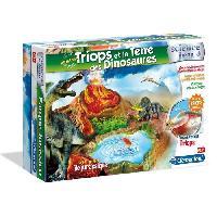 Jeux Scientifiques Triops et la Terre des Dinosaures