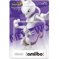 Jeux Video 2 Figurine Amiibo Mewtwo Collection Super Smash Bros N°51