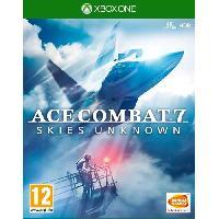 Jeux Video Ace Combat 7 Jeu Xbox One - Bandai Namco Entertainment