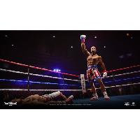 Jeux Video Big Rumble Boxing : Creed Champions - Day One Edition Jeu PS4