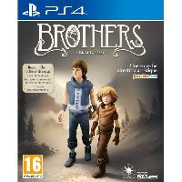 Jeux Video Brothers - A Tale of Two Sons Edition Reissue Jeu PS4