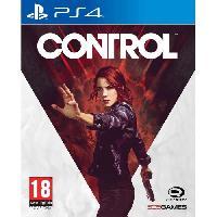 Jeux Video CONTROL Jeu PS4