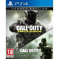 Jeux Video Call of Duty- Infinite Warfare Edition Legacy Jeu PS4