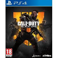 Jeux Video Call of Duty Black OPS 4 Jeu PS4