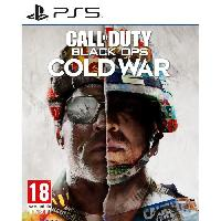 Jeux Video Call of Duty : Black OPS Cold War Jeu PS5