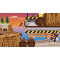 Jeux Video Coffret Collector Pat' Patrouille en MissionJeu Switch + Jouet Rubble - Bandai Namco Entertainment