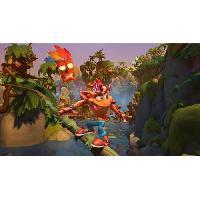 Jeux Video Crash Bandicoot 4 : It's About Time Jeu PS4 (Upgrade Gratuit pour PS5)