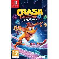 Jeux Video Crash Bandicoot 4: It's About Time Jeu Switch