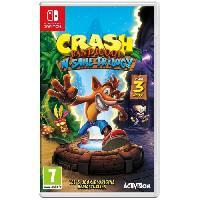 Jeux Video Crash Bandicoot N. Sane Trilogy Jeu Switch - Activision
